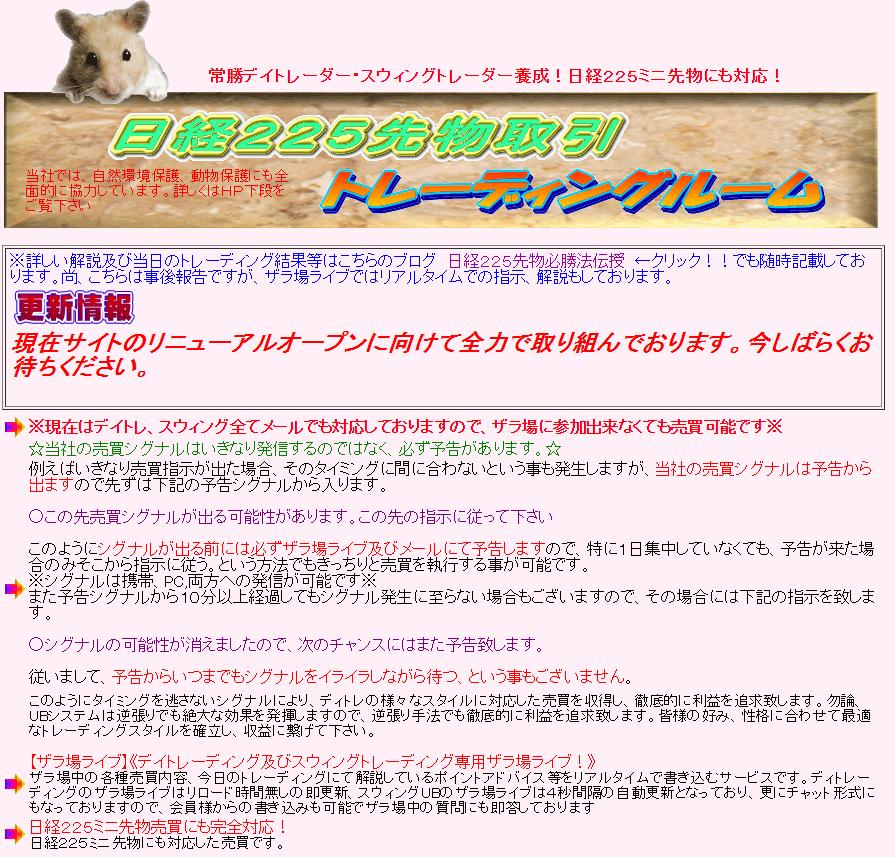 日経先物 リアルタイム トレーディングビュー